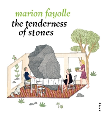 The Tenderness of Stones ebook by Marion Fayolle