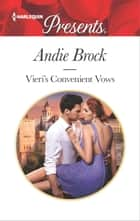 Vieri's Convenient Vows ekitaplar by Andie Brock
