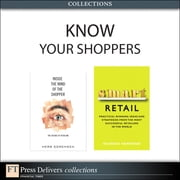 Know Your Shoppers (Collection) ebook by Herb Sorensen,Richard Hammond
