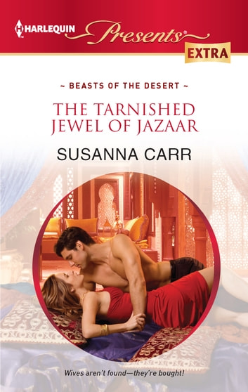 The Tarnished Jewel of Jazaar ebook by Susanna Carr