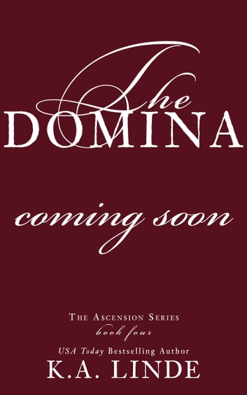 The Domina ebook by K.A. Linde