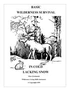 Basic Wilderness Survival in Cold Lacking Snow ebook by Mors Kochanski
