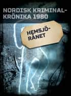 Hemsjörånet ebook by