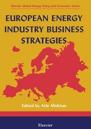European Energy Industry Business Strategies ebook by Atle Midttun