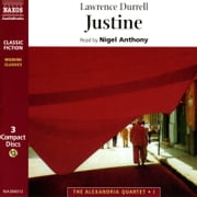 Justine audiobook by Lawrence Durrell