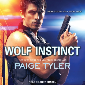 Wolf Instinct audiobook by Paige Tyler