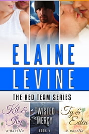 Red Team 3.5 - 4.5 Boxed Set ebook by Elaine Levine