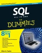 SQL All-in-One For Dummies ebook by Allen G. Taylor