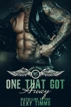 One That Got Away - Hades' Spawn Motorcycle Club, #2 ebook by