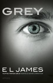 Grey ebook by E.L. James, Prometheus, Utrecht TextCase