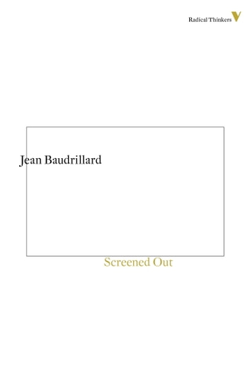 Screened Out ebook by Jean Baudrillard