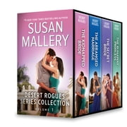 Desert Rogues Series Collection Volume 1 - Desert Rogues: The Kidnapped Bride\Desert Rogues: The Arranged Marriage\Desert Rogues: The Secret Bride\Desert Rogues: The Runaway Princess ebook by Susan Mallery
