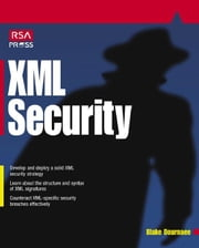 XML Security ebook by Dournaee, Blake