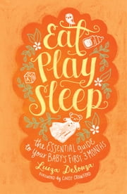 Eat, Play, Sleep - The Essential Guide to Your Baby's First Three Months ebook by Luiza DeSouza,Cindy Crawford