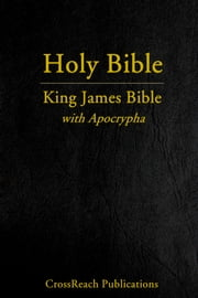 King James Bible with Apocrypha ebook by God