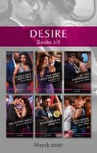 Desire Box Set 1-6 March 2020/Secret Heir Seduction/One Night with His Rival/Jet Set Confessions/The Dating Dare/Heartbreaker/Reclaiming His L ebook by Maureen Child, Joanne Rock, Robyn Grady,...