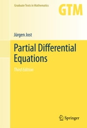 Partial Differential Equations ebook by Jürgen Jost