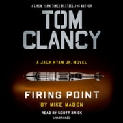 Tom Clancy Firing Point audiobook by Mike Maden