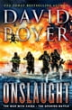 Onslaught - The War with China--the Opening Battle ebook by David Poyer