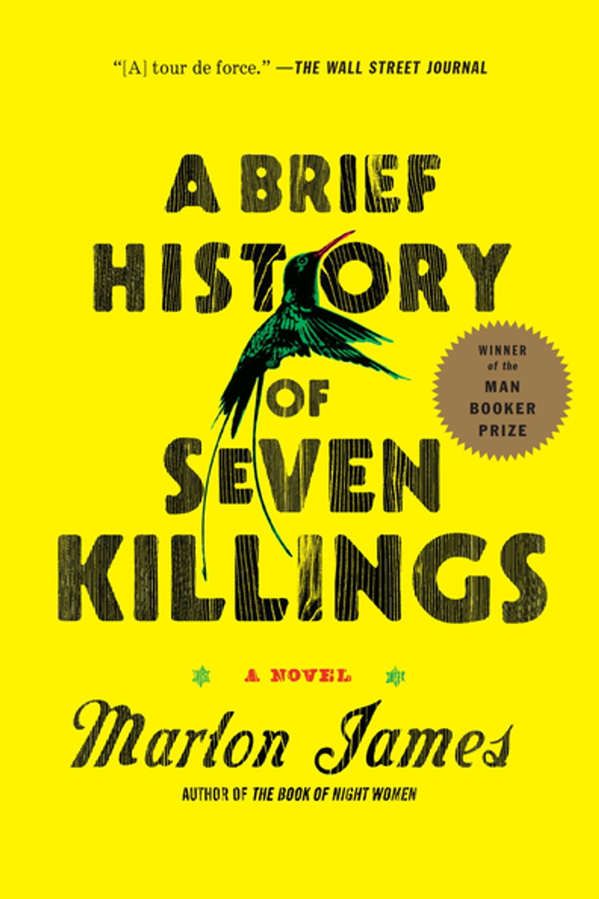 A Brief History Of Seven Killings  A Novel Ebook By Marlon James
