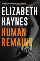 Human Remains eBook by Elizabeth Haynes