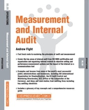 Measurement and Internal Audit: Operations 06.09 ebook by Fight, Andrew