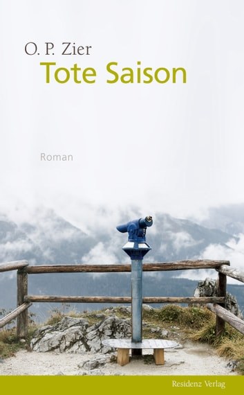 Tote Saison ebook by O.P. Zier