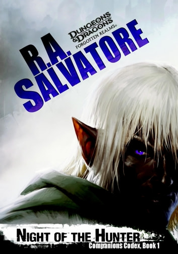 Night of the Hunter ebook by R.A. Salvatore