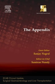 The Appendix - ECAB ebook by Samiran Nundy
