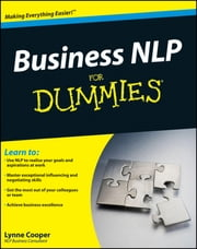 Business NLP For Dummies ebook by Lynne Cooper