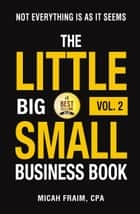 The Little Big Small Business Book Vol. 2: Not Everything Is As It Seems E-bok by Micah Fraim