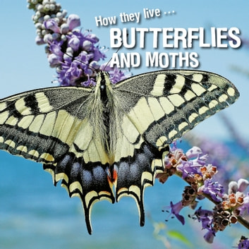 How they live... Butterflies and Moths - Learn All There Is to Know About These Animals! ebook by David Withrington,Ivan Esenko