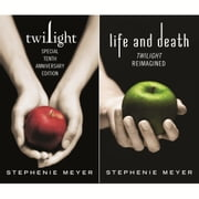 Twilight Tenth Anniversary/Life and Death Dual Edition Audiolibro by Stephenie Meyer