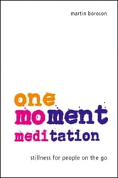 One-Moment Meditation ebook by Martin Boroson