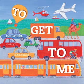 To Get To Me ebook by Eleanor Kerr