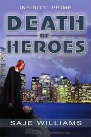 Death of Heroes ebook by Saje Williams