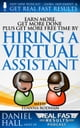Earn More, Get More Done, Plus Get More Free Time by Hiring a Virtual Assistant - Real Fast Results, #29 ebook by Daniel Hall