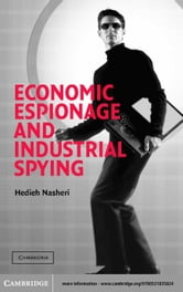 Economic Espionage and Industrial Spying ebook by Nasheri, Hedieh