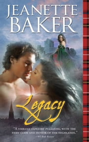 Legacy ebook by Jeanette Baker