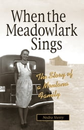 When the Meadowlark Sings ebook by Nedra Sterry