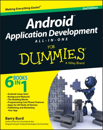 Android Application Development All-in-One For Dummies ebook by Barry A. Burd
