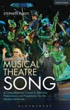 Musical Theatre Song ebook by Stephen Purdy