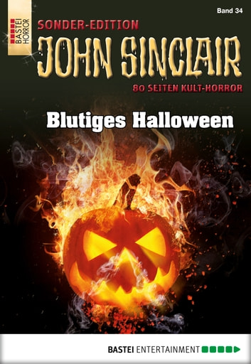 John Sinclair Sonder-Edition - Folge 034 - Blutiges Halloween ebook by Jason Dark