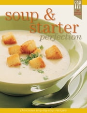 Soups and Starters Recipe Perfection ebook by Ellen Argyriou