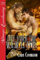 Love Under Two Wildcatters ebook by Cara Covington