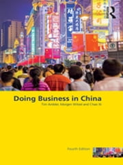 Doing Business in China ebook by Tim Ambler,Morgen Witzel,Chao Xi