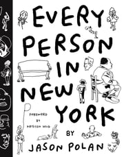 Every Person in New York ebook by Jason Polan,Kristen Wiig