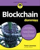 Blockchain For Dummies ebook by Tiana Laurence