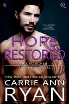 Hope Restored ebook by Carrie Ann Ryan