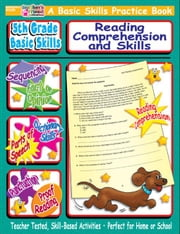 5th Grade Basic Skills: Reading Comprehension and Skills ebook by Sevaly, Karen